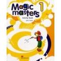 Magic Masters 1 Activity Book - Ed. Macmillan