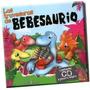 Las Travesuras De Bebesaurio 8 Vol. + Pizarra + Cd+estuche