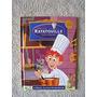 Libro Ratatouille Disney Pixar Impecable Niños