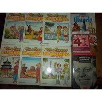 Lote De 20 Libros Y Revistas