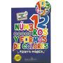 Números Y Formas De Colores - Pizarra Mágica Incluye Cd-rom