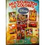 Multicuentos De Colores Disney - Clasicos 1 Vol.+ Cd