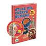 Atlas Del Cuerpo Humano En 3d 1 Vol + Dvd Novedad !!