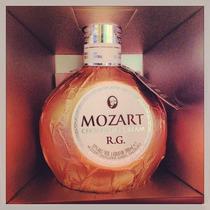 Mozart Licor Crema Chocolate R.g. Premiun Reserva En Caja