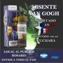 Absenta Van Gogh X 100 Ml + Cuchara - Absinthe Importada