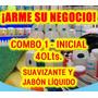 Revenda Productos De Limpieza!! - Combo 1 Espumita 40lts!!