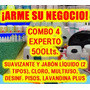 Revenda Productos De Limpieza!! - Combo 4 Espumita 500lts!!