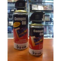 Aire Comprimido Removedor De Particulas Compitt Or 160g