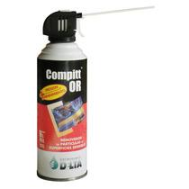 Aire Comprimido Removedor De Particulas Compitt 450g Gatillo