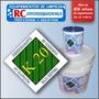 Lava Limpia Tapizado Alfombra Pisos Baja Espuma K20 X 4 Kg
