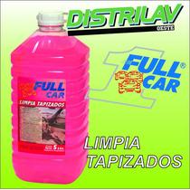 Limpia Tapizados Y Alfombras Full Car X 5 Lts.