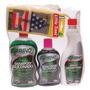 Kit Encerado (shampoo+resal Caucho+brillo Inst.+esp+pino)