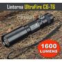 Mini Linterna Táctica Ultrafire T60 Cree Led - Combo Total