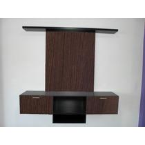 Mueble De Tv Lcd Modelo Saona