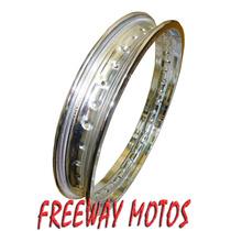 Aro De Llanta 1.85 X 18 Reforz Cg Ybr Ax Rx En Freeway Motos