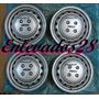 Llantas Originales Protto De Fiat 147!!!