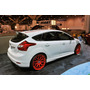 Kit Deportivo Con Aleron Ford Focus Kinetic Originl 3dcarbon