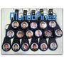 Pines Llaveros Souvenirs Personalizados 25mm 100 Simil Cuero