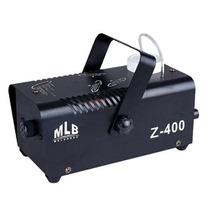 Maquina De Humo Mlb Z400 - 400w - Control Remoto + Liquido