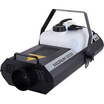 Maquina De Humo 1600w Control Remoto Dmx Martin Magnum 2000