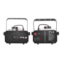 Maquina Humo Pls F1500 1500w Control Inalambric Musica Pilar