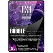 Liquido Maq. De Burbujas - Usa Liquits - Linea Profesional