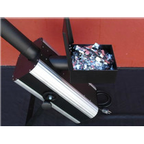 Maquina Lanza Papeles Confetti Blower 1200w Light System