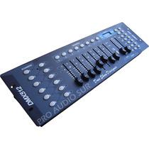Consola Dmx Operator 192 Canales Controlador Dmx 512
