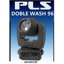 Pls Doble Wash 96 Cabezal Movil Led 32 X 3w 3 En 1 Rotacion