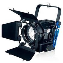 Fresnel 300w Dexel Con Visera Y Cubo Adaptador Para Tripode