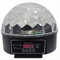 Pls Pls10 1/2 Esfera Luz Led Audioritmica Dj