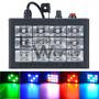 Flash Estroboscópico Rgb 12 Leds, Luces Led Audioritmicas Dj