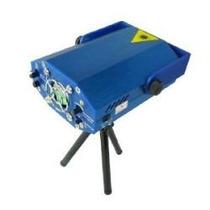 Mini Laser Efecto Lluvia Estrella Verde Y Rojo Audioritmico