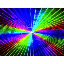 Laser Big Dipper B 2000 Full Color 300 Mw Mira El Video Real