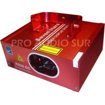 Laser Big Dipper K820 Rojo Y Verde 130 Mw 50 Efectos Sound