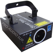 Laser Big Dipper K101b Azul 120mw Dmx Sound Efecto Ver Video