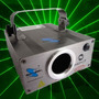 Laser Verde Sunstar Nova Dmx Audioritmico Pat Geométricos 3d