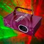 Laser Verde Y Rojo Big Dipper 40 Efectos Audioritmico O Dmx