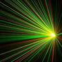 Laser Audioritmico Verde Y Rojo Efecto Lluvia 1 Año Gtia !!