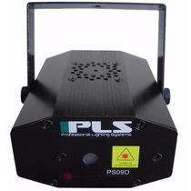 Laser Multipunto Pls Ps09d Rojo Verde Efecto Luz Dj Todelec