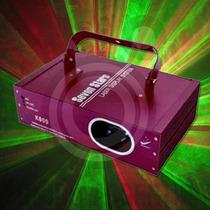 Laser Verde Y Rojo Big Dipper 40 Efectos Audioritmico Dmx