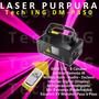 Laser Purpura Violeta Rosa Profesional + Dmx + Cont. Remoto
