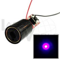 Módulo Diodo Láser Azul Violeta 50mw 405nm 3v - Repuesto
