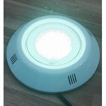 Combo Completo Iluminación Piscina 8x4m Leds Luz Blanca
