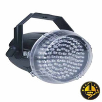 Flash Strobo De Led Audiorritmico 62 Leds 1 Año Gtia Local
