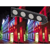 Proton Led 4 En 1 Super Barral Potente Dmx Oferta Ya