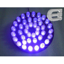 Par 36 O Ar 111 De Leds Uv / Luz Negra De 10 Mm Hipower