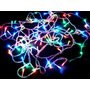 Leds Multicolor Para Arbol De Navidad Guirnalda 100 Luces