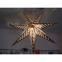 Ikea - Estrellas Navideñas Gigantes Stråla 70 Cm