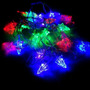 Leds Multicolor Arbol De Navidad Guirnalda Luces Decorativas